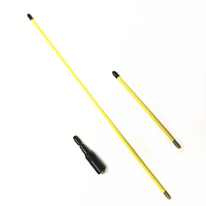 Image 5 - 黄色ロングとショートアンテナソフトアンテナ 144/430 MHZ のための SMA M VX 5R 、 VX 6R 、 VX 7R 、 VX 8R 、 VX 110 ラジオ