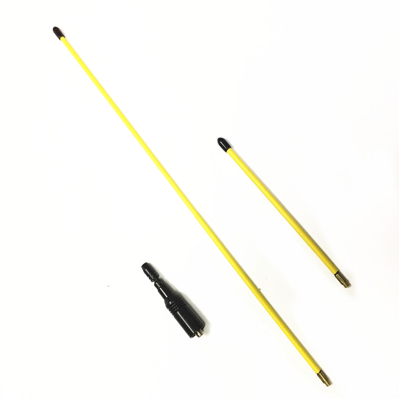 Image 5 - Yellow Long and Short Antenna Soft Antenna 144/430MHZ SMA M for  VX 5R, VX 6R, VX 7R, VX 8R, VX 110 radios-in Communications Antennas from Cellphones & Telecommunications