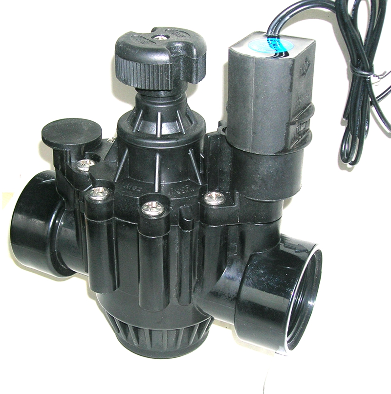 ZAN CHEN Ultra Fluss Ventil BSPThreaded mit Flow Control, 11/2