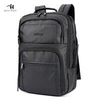 Waterproof Laptop Backpack Men Large Capacity Computer Rucksack Casual College Student School Bags Notebook Backpack Male