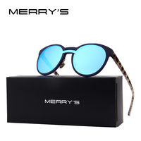 MERRY S 2017 New Arrival Women Fashion Sunglasses Big Frame Sun Glasses S 8107