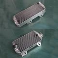Para Suzuki RM-Z450/RMZ 450/RMX450Z 2008-2015 09 10 11 radiador de alumínio Apoiado L & R