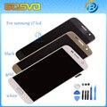 100% Гарантия Замена Полный экран для Samsung для galaxy S7 G930A G930F G930v G9300 жк-дисплей с сенсорным дигитайзер + инструменты