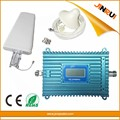 Display LCD 4G LTE Sinal De Reforço 800 MHz 70dB Ganho GSM Repetidor 4G 800 MHz Sinal de Telefone Celular amplificador Kit Completo F18
