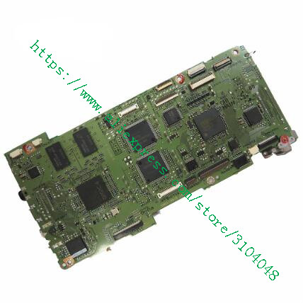 Original Main Board For Canon FOR EOS 5D2 5D Mark II 5D MarkII 5DII Motherboard MCU Camera Repair Part цена