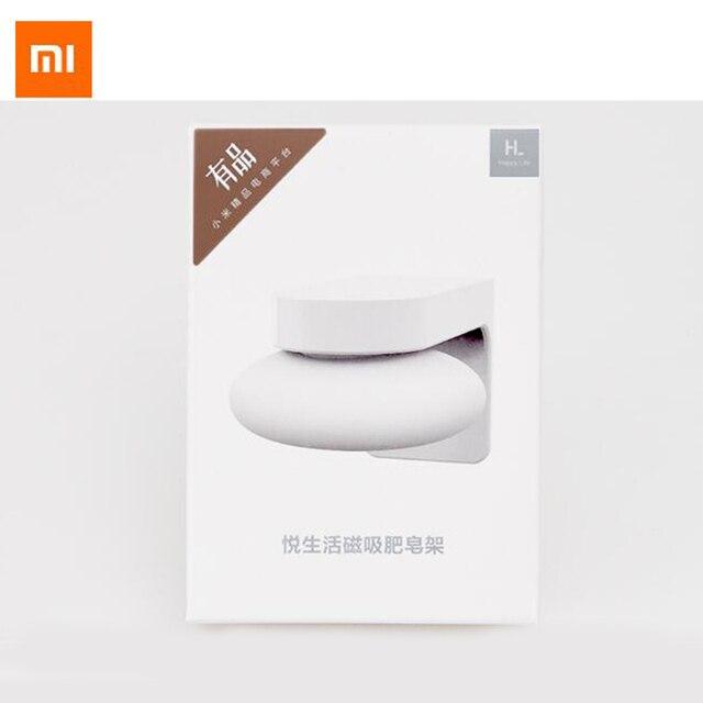 Xiaomi HL Magnetico Piatto di Sapone di Aspirazione Magnetica in Grado di Sopportare 3kg Adatto per UNA Varietà Di Superfici di Pareti