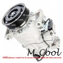 High Quality New AC Compressor For Audi A4 and Quattro 2.0L Gas 4F0260805AA 8E0 260 805 CB 8E0260805AG 8E0260805AT