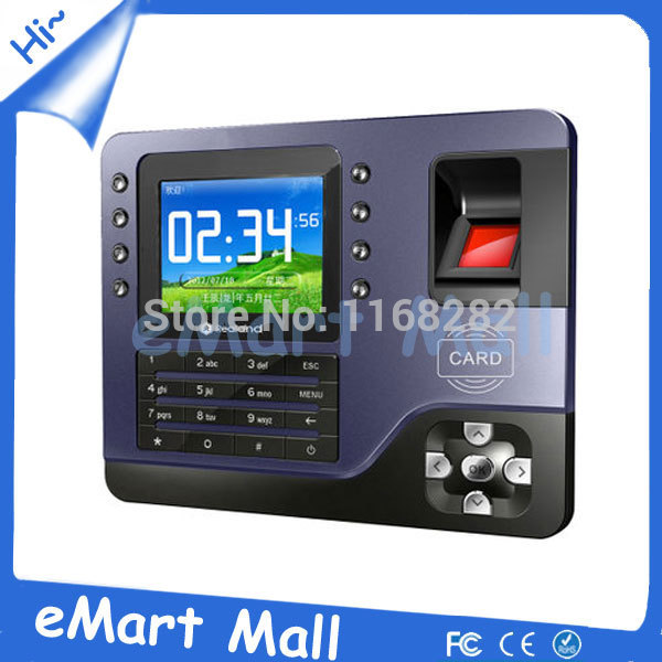 Realand A-C091 TCP/IP Biometric Fingerprint Time Clock Recorder Attendance Employee attendance бра chiaro одетта 1 405010205