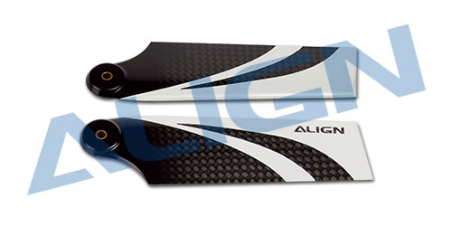 Align T-REX 500 70 Carbon Fiber Tail Blade HQ0700C trex 500 Spare parts Free Shipping with Tracking align trex 550e three tail blade set h55t005xxw trex 550 spare parts free shipping with tracking