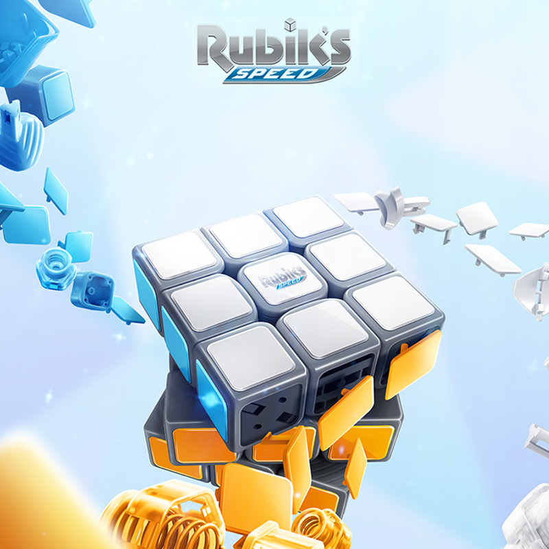 Gan RSC Speed Cube 3x3 Magic Cube Classic Feeling Puzzle Gan356 Air Learning Education Toys Drop Shopping Rubi Cube