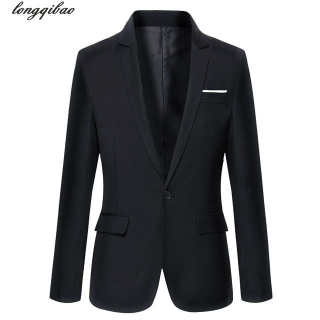 NEW Mens Fashion Brand Blazer Casual Slim Fit Suits Jacket Male Blazers Mens Coat Wedding Dress AL7038