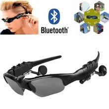 цена на Music Headphone Earphone Bluetooth Hands Free Stereo Sunglass Wireless Phone Call