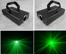 single head 50mW Beam green laser light Projector stage lighting532nm DPSS disco lighting DJ Party Stage