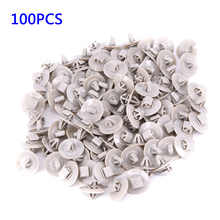 100x 20mm Car Door Trim Clips For Opel Vivaro For Iveco Daily For Renault Master