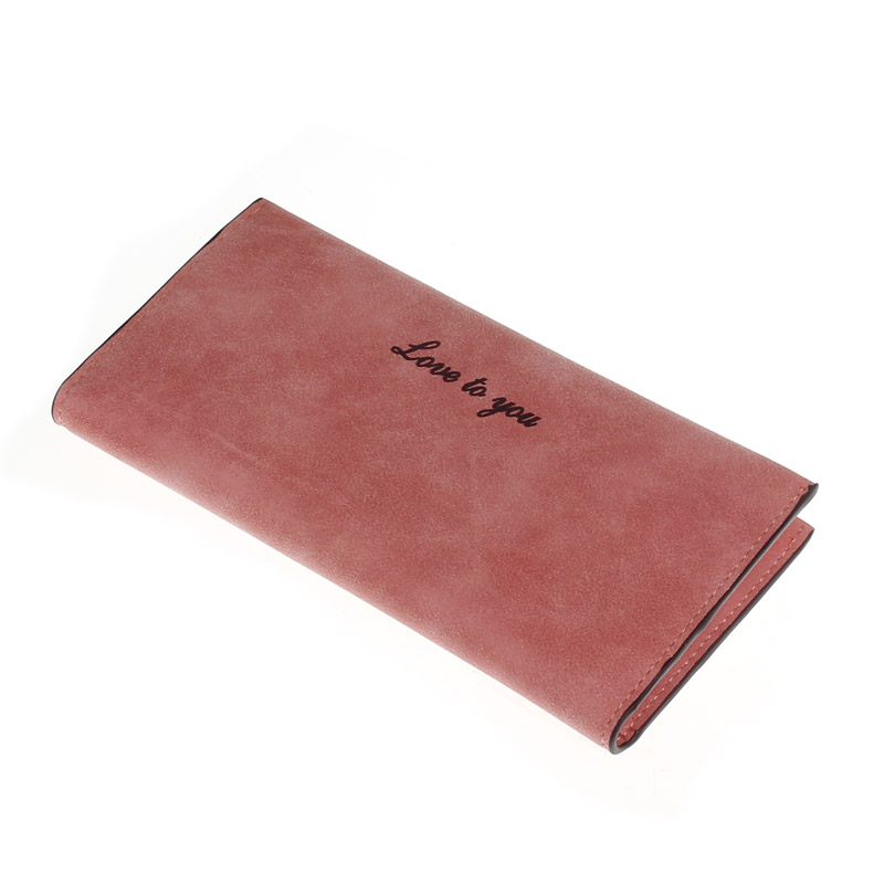 european and american style womens wallets and purses famous brand luxury women purses ladies female money clip coin pocket womens wallets and purses famous 2016 fashion money clip wallet women luxury brand matte stitching long clutch free shipping