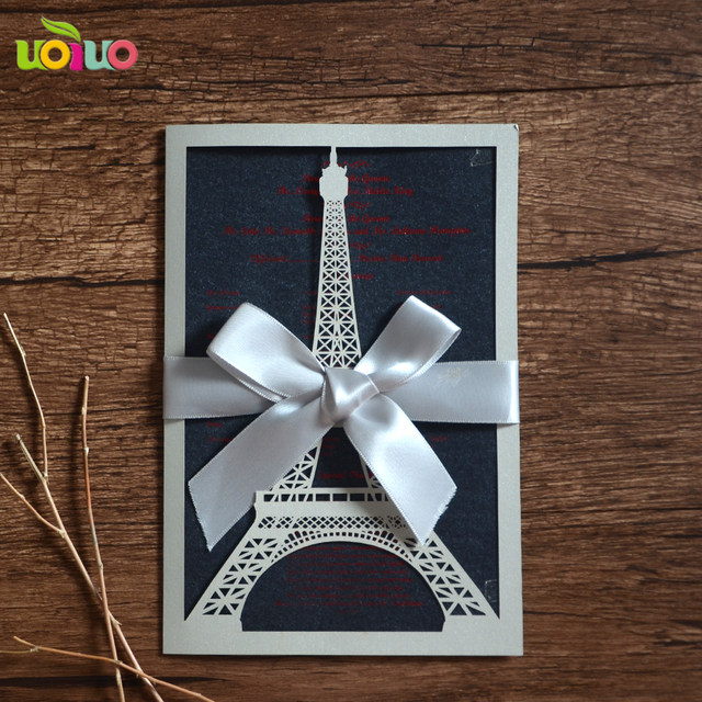 Online shop eiffel tower invitations laser cut latest wedding image filmwisefo