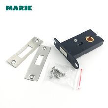 Stainless Steel Door Latch Bolt for securing doors promotions furniture grade plastic spring latch bolt the door buckle cabinet doors fitted plug 10