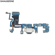 USB Charging Port Connector Charge Dock Socket Jack Flex Cable For Samsung Galaxy S9 Plus S9Plus S9+ G965F G965U SM-G965F/G965U смартфон samsung galaxy s9 sm g965f 64gb бургунди