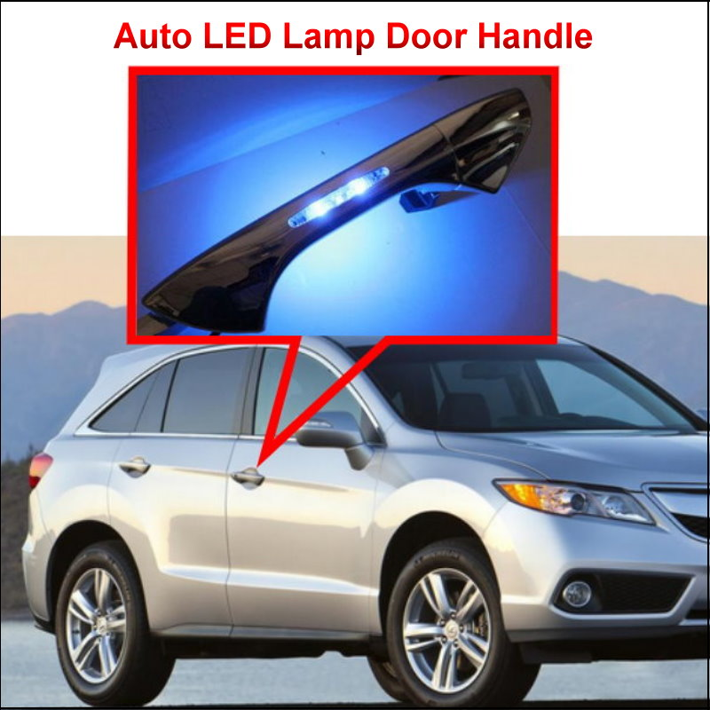 For Acura RDX 2013 / Car LED Door Handle Led Turn Signals