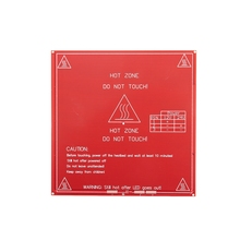 3D Printer PCB Heat Bed MK2b 12/24 Dual Power Supply 214 214mm MK2a