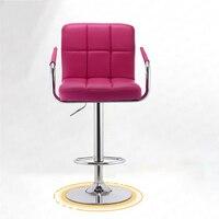 Home bar chair lift bar chair modern minimalist bar chair high bar stool back stool stool high stool front desk chair
