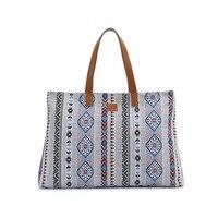 BOHO Gypsy Women Luxury Tote Bag Large Shopper Handbag Designer inspired Bohemian Beach Travel Weekender Gym Mummy Diaper Bag