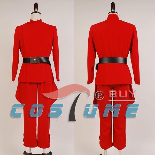 Здесь продается  Movie Star Wars Imperial Officer Cosplay Costume Red Uniform Men Jacket Coat Pant Halloween Movie Costumes  Одежда и аксессуары