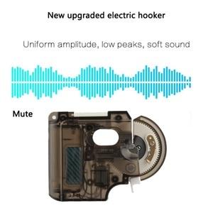 Image 5 - Automatische Draagbar herramienta portátil para anzuelo de pesca eléctrica, herramienta para anudar anzuelos de pesca rápidos, dispositivo de atado de línea, aparejos de máquina