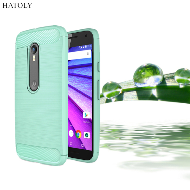 watch 8243f 396bb US $4.25 |HATOLY For Capa Motorola Moto G3 Case Anti knock Soft TPU Brushed  Rugger Silicone Hybrid Phone Cases For Motorola Moto G3 XT1541-in Fitted ...