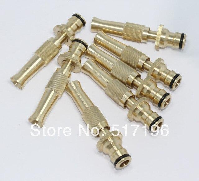 Copper spray gun head water nozzle car wash injector