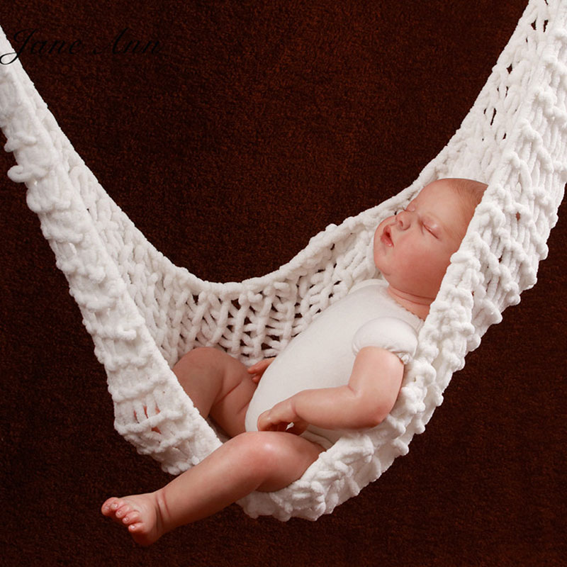 M89CNewborn Baby Girls Boys Crochet Knit Costume Photo Photography Prop Outfits New