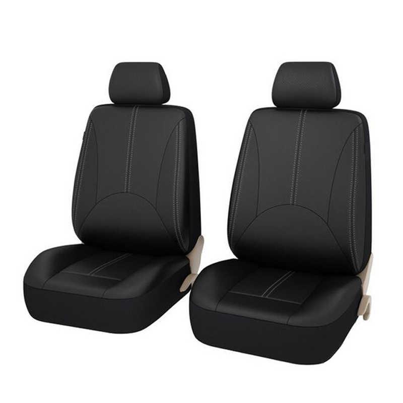 Housse de siège auto siège de voiture en cuir couvre protecteur Accessoires pour chevrolet niva 4x4 epica lacetti lanos malibu xl optra orlando