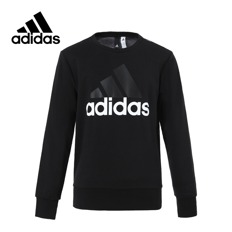 Adidas New Arrival 2017 Original ESS LINAOP CREW Men's Pullover Jerseys Sportswear BR7070 S98766 original new arrival 2017 converse men s pullover jerseys sportswear
