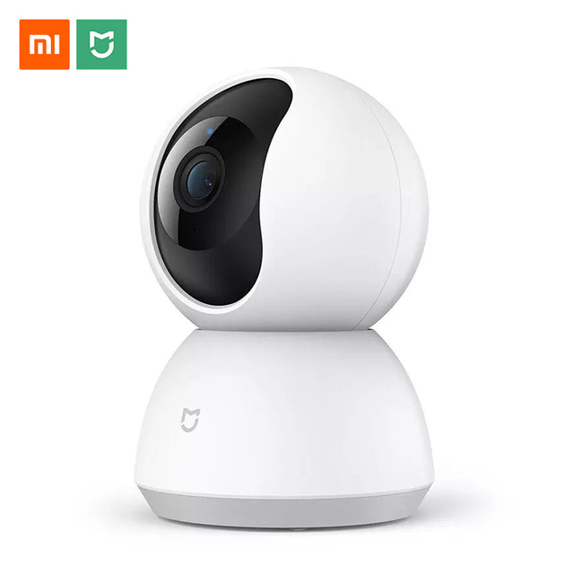 Xiaomi Mijia IP המצלמה Wifi 1080 P אינפרא אדום ראיית לילה 360 תואר PTZ Wi fi CCTV Webcam חכם אבטחת בית מעקבים מצלמה