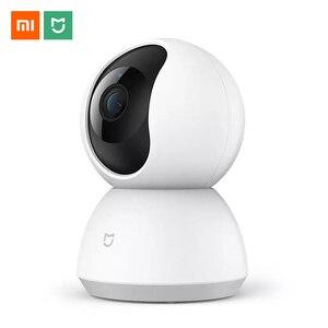 Image 1 - Xiaomi Mijia กล้อง IP Wifi 1080 P อินฟราเรด Night Vision 360 องศา PTZ Wi   Fi กล้องวงจรปิดเว็บแคม Smart Home Security กล้อง