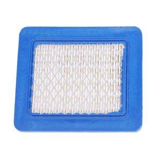 Image 2 - 00424 491588S сменный воздушный фильтр подходит для Briggs Stratton, синий