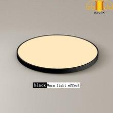 Круглые потолочные светильники. тонкий светодиодный светильник. светодиодный свет. потолочный светильник. потолочный светильник для фойе спальни ежедневное освещение