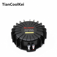 Car Tactile Transducer Big Bass Shaker Vibrating Speaker 100W Vibration Speaker Performance Is Good