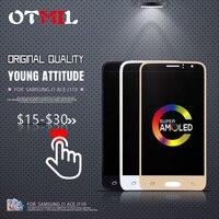 4.3Amoled For SAMSUNG Galaxy J110 LCD Touch Screen Digitizer For SAMSUNG J1 Ace Display SM J110F J110H SM J110FM TFT Adjust #1