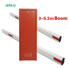 Automatic Parking System & Arm Drop Barrier Gate Plastic For RFID Control