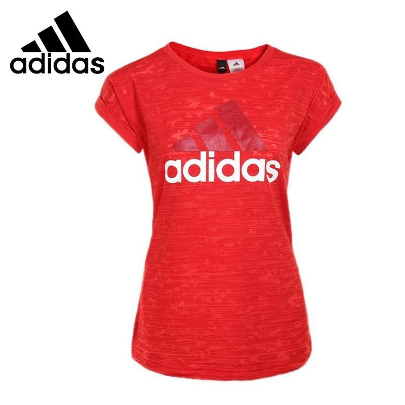 Original New Arrival Adidas SS T BO Women s T shirts short sleeve Sportswear