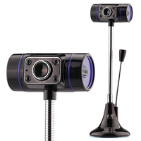 USB 2 0 Webcam Camera HD Webcams With Microphone MIC For PC Laptop Free Driver