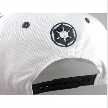 Star Wars Snapback – Trooper (Black/White)