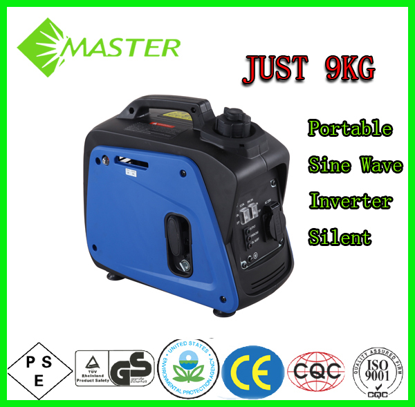 Us 238 0 Small Lightest 800w Portable Silent Camping Boating Fishing Outside Gasoline Power Inverter Generator Set In Gasoline Generators From Home