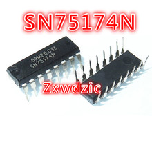 5pcs SN75174N DIP-16 SN75174 DIP16 new original est7502c dip16
