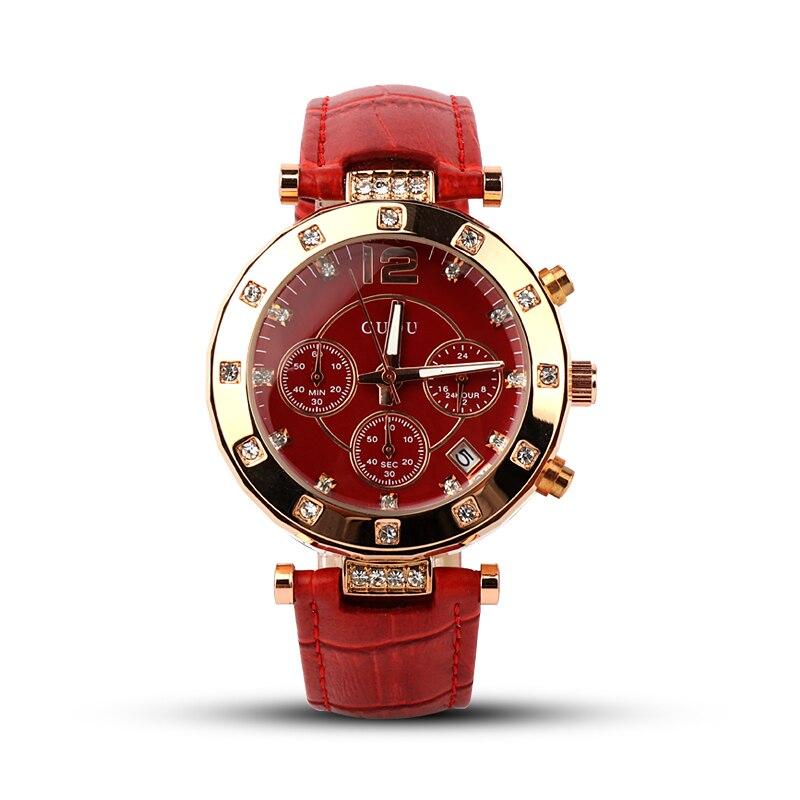 GUOU ρολόι πολυτελείας κυρίες ρολόι - Γυναικεία ρολόγια - Φωτογραφία 6