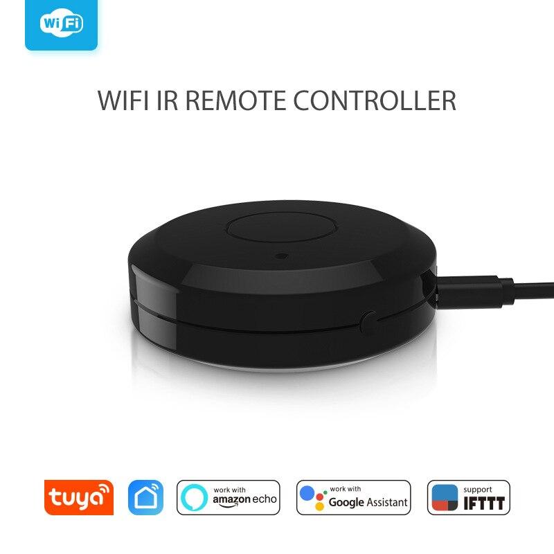 Image 5 - Умный дом автоматизация Интеллектуальный универсальный wifi + ИК переключатель с дистанционным управлением работа с Amazon Alexa Echo Dot Google Home-in Автоматические модули для дома from Бытовая электроника
