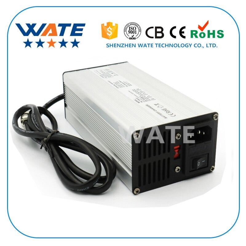 73 В 5A Зарядное устройство 60 В LiFePO4 Батарея Smart Зарядное устройство используется для 20 s 60 В LiFePO4 Батарея Выход Мощность 360 Вт Глобальный Сертиф...