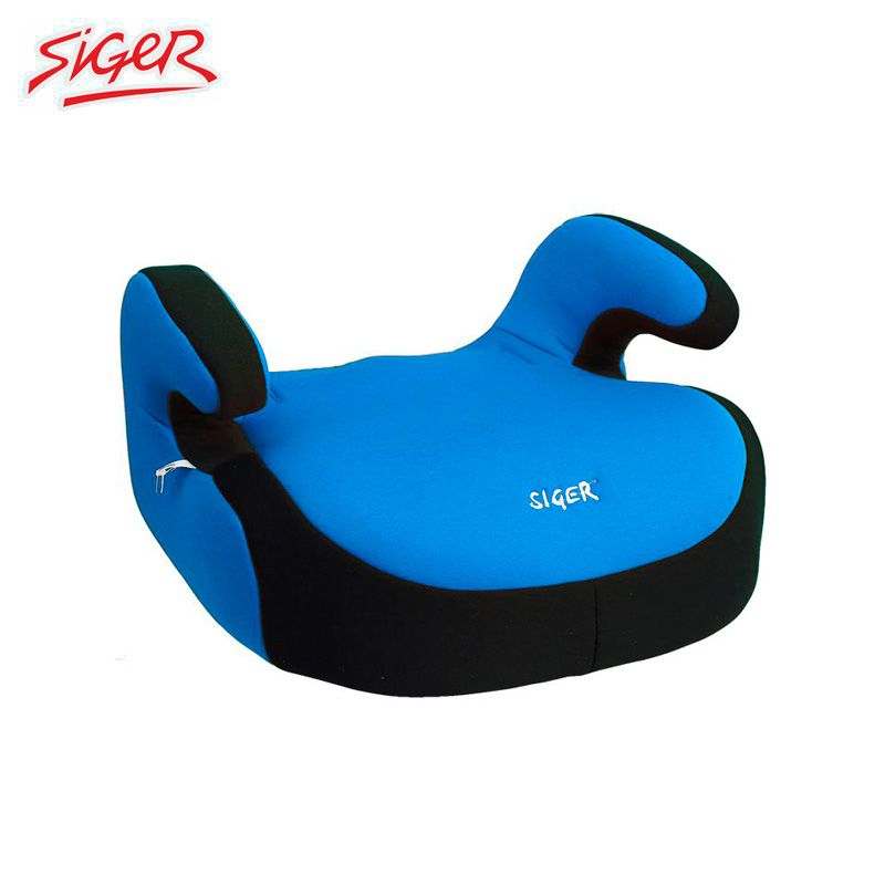 Child Car Safety Seats SIGER Booster 6-12 years, 22-36 kg, group3 Kidstravel child car safety seats siger prime isofix 1 12 9 36 kg band 1 2 3 kidstravel