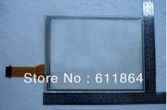 176*225 Grade A Touch Screen glass new176*225 Grade A Touch Screen glass new
